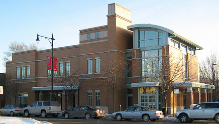 Edgebrook Branch Library